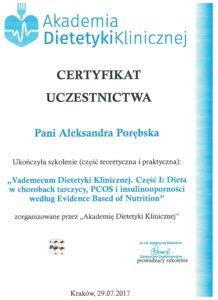 Dobry dietetyk Starachowice